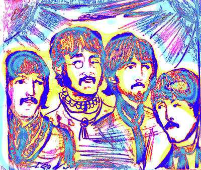 50 Years Sargent Pepper Original