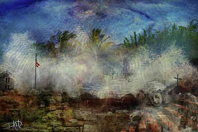 Digital Art - 5000 by Ricardo Dominguez