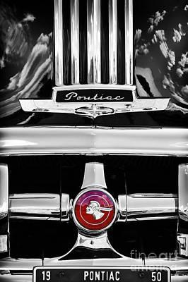50s Pontiac Art Print by Tim Gainey