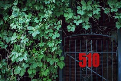 Photograph - 510 - Howard Street - Omaha by Nikolyn McDonald