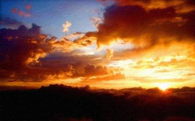 Luminous Digital Art - Landscape Hd by Landscape Art