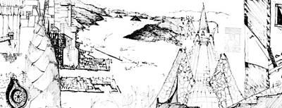 5.22.japan-5-detail-a Art Print