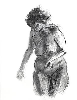 Drawing Drawing - Rcnpaintings.com by Chris N Rohrbach