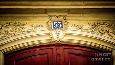 Photograph - 53 Doorway by Perry Webster