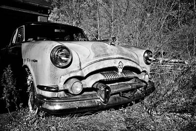 Photograph - 53 Packard by Luke Moore