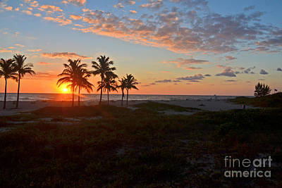 Photograph - 54- Singer Island Sunrise by Joseph Keane