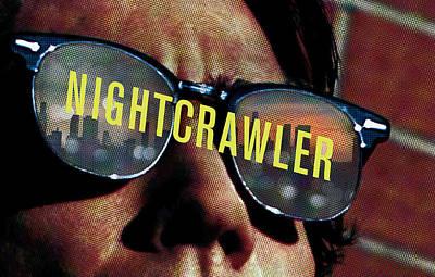 54627 Nightcrawler Art Print