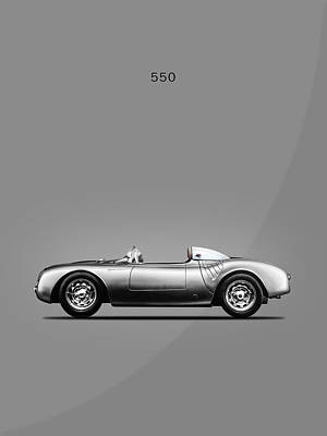 550 Spyder Art Print