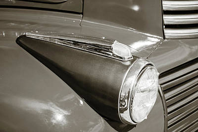 Photograph - 5514.09 1946 Gmc Pickup Truck by M K Miller