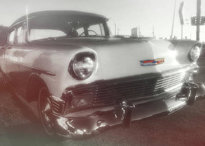 56 Belair In Memphis Art Print by JAMART Photography