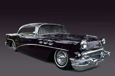 Photograph - 56 Buick Special by Bill Dutting