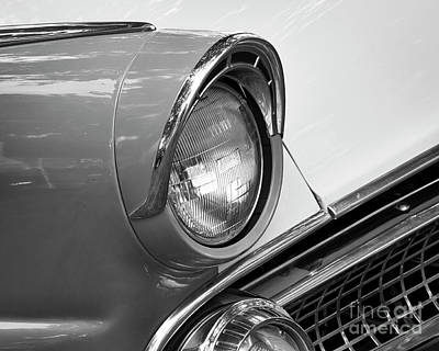 Photograph - '55 Ford 2 by Dennis Hedberg
