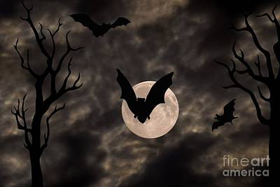 Target Threshold Nature - Halloween by Frederick Holiday