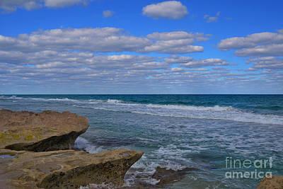 Photograph - 57- Ocean Reef Park by Joseph Keane