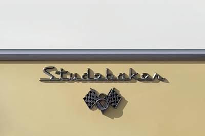 Digital Art - 57 Studebaker by Douglas Pittman