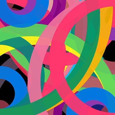 Drawing - 5702887 - Phi Word Circle by REVAD David Riley