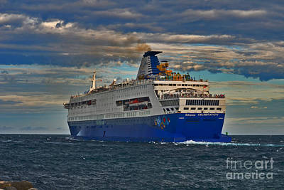 Photograph - 58- Bahamas Bound by Joseph Keane