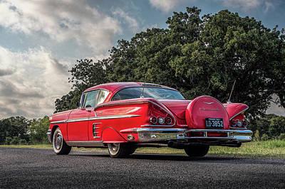 Digital Art - 58 Impala by Douglas Pittman