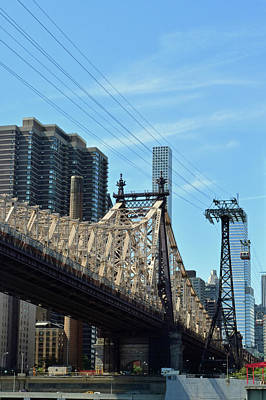 Photograph - 59th Street Bridge No. 4 by Sandy Taylor