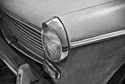 Photograph - 1964 Austin Westminster - Detail by Cendrine Marrouat