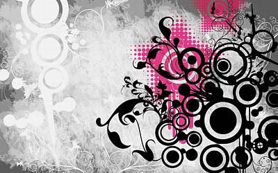 Abstract Digital Art - Abstract by Maye Loeser
