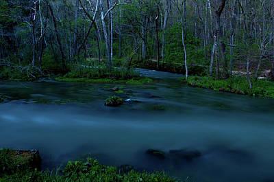 Photograph - Alley Spring by Steve Stuller