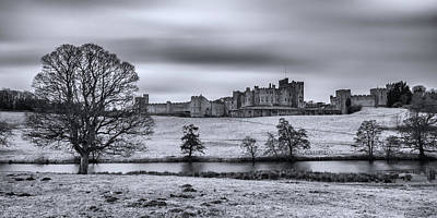Photograph - Alnwick Castle by David Pringle