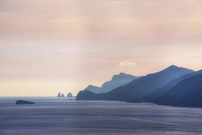 Capri Photograph - Amalfi Coast by Joana Kruse