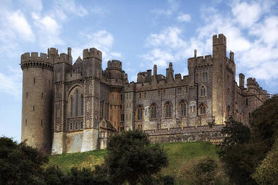 Montgomery Photograph - Arundel Castle by Joana Kruse