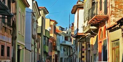 Photograph - Ayvalik Turkey by Lisa Dunn