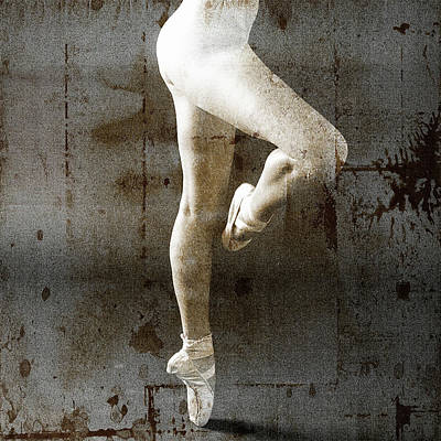 Photograph - Ballerina by Hugh Smith