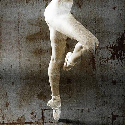 Photograph - Ballerina by Hugh Smith