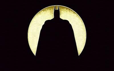 Batman Digital Art - Batman Public Enemies by Egor Vysockiy