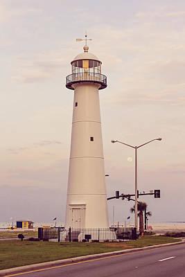 Photograph - Biloxi Lighthouse by Scott Pellegrin