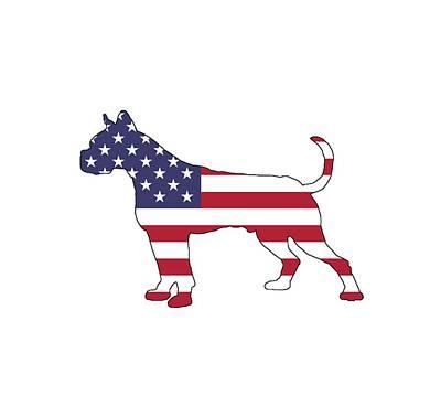 Boxer Dog Digital Art - Boxer  by Mordax Furittus