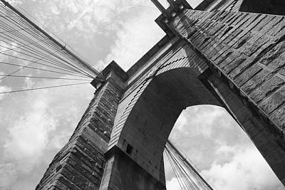 Brooklyn Bridge - New York City Art Print