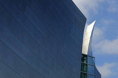 Photograph - Building Abstract by Marius Sipa