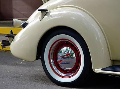 Mistletoe - Classic Chevy by Dean Ferreira