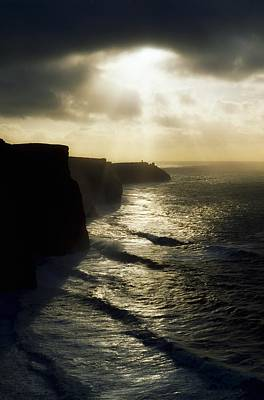 Miraculous Photograph - Cliffs Of Moher, Co Clare, Ireland by The Irish Image Collection