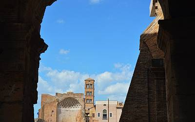 Photograph - Colosseum View by JAMART Photography