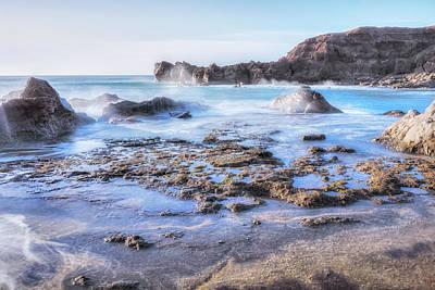 Canary Wall Art - Photograph - El Golfo - Lanzarote by Joana Kruse