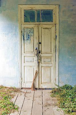 Entrance Art Print by Svetlana Sewell