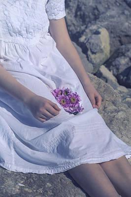 Teenagers Photograph - Flowers by Joana Kruse