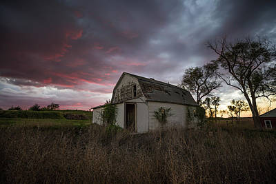 Forgotten Art Print by Aaron J Groen