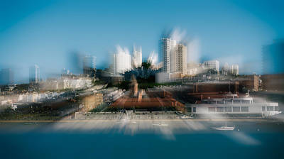 Photograph - Ghirardelli Square - San Francisco by L O C