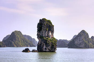 Halong Bay - Vietnam Art Print