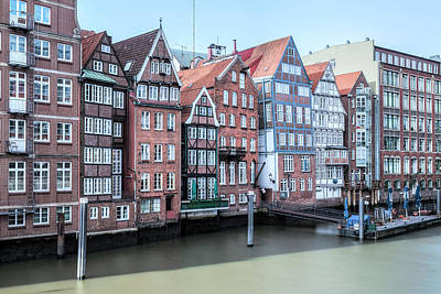 Hamburg Photograph - Hamburg - Germany by Joana Kruse