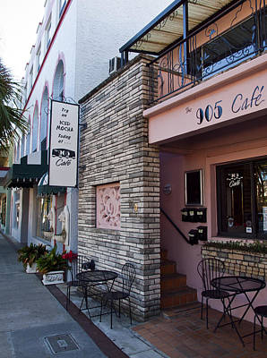 Achieving - Historic Downtown Melbourne Florida by Allan  Hughes