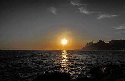 Photograph - Ipanema Beach by Cesar Vieira