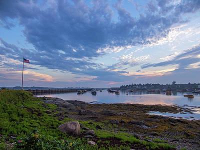 Photograph - Jonesport, Maine by Trace Kittrell